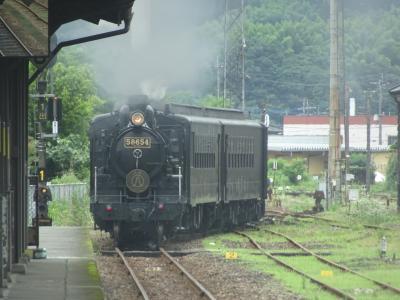 肥薩線、SL人吉と観光列車で鹿児島へ(コロナ自粛解除、県をまたいで鉄道たび)