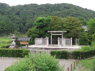 2020.6.24 (水) 滋賀県 天皇陵墓