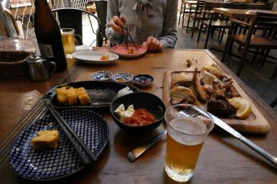 緊急事態宣言解除後の富士1泊 JR新富士駅ビルアスティ新富士 静岡郷土料理 やきとり 丸鶏HAKOZAKIの夕食