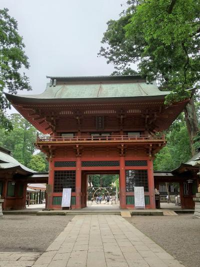 鹿島神宮参拝しました。