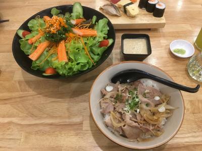 69. コーンケンの日本食 その5