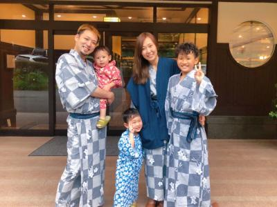 5人家族熱海1泊2日旅行