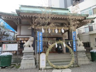 浅草探訪 ⑲ 蔵前の榧寺から鳥越神社・浅草橋の須賀神社へ