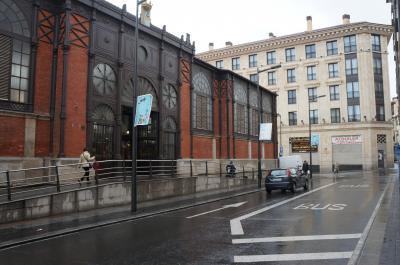 Mercado central de Salamanca(サラマンカ市場)