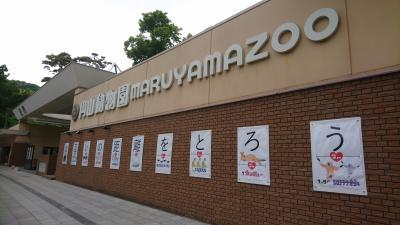 徐々に再開、円山動物園。動物たちは元気です。