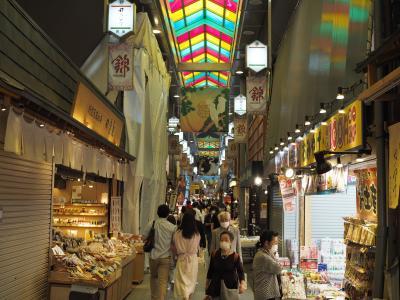 梅雨時の京都