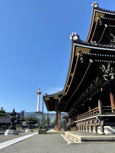 2020年 初夏 京都行ったとこ食べたとこ備忘録♪( ´θ`)