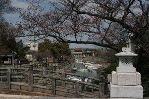 東海道を簸たすら歩いてみました  宮・桑名