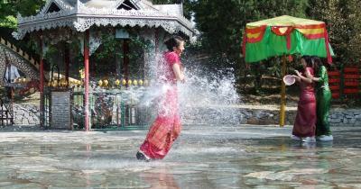 北京ところどころ〜少数民族のテーマパーク中華民族園を訪ねて