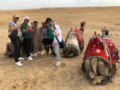 2020年 3年ぶり2回目のエジプト、カイロ・ルクソール と オマケ の旅【 その① 】