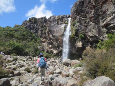 3度目のNZは北島!車なし母娘旅③トンガリロでハイキング