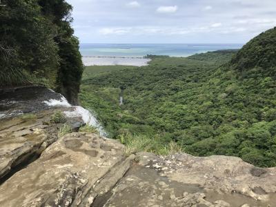 二転三転ぎりぎりの八重山諸島、マングローブカヌーとピナイサーラの滝(6日目)