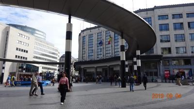 危険情報満載のブリュッセル! ブリュッセル中央駅は安全???