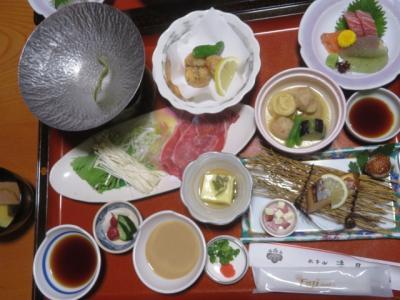 日光・日光山境内にある「ホテル清晃苑」に宿泊しました