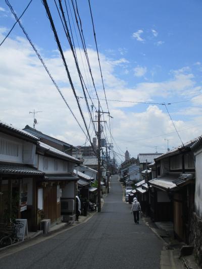 梅雨の晴れ間に奈良