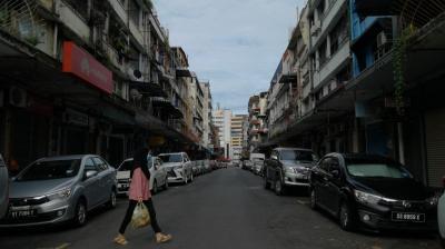 マレーシア活動制限令下でのボルネオ島・サンダカンへの旅 1.ドキドキのフライト