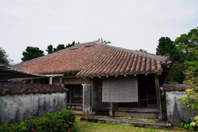 八重山諸島・周遊の旅 1(石垣島へ移動と宮良殿内)