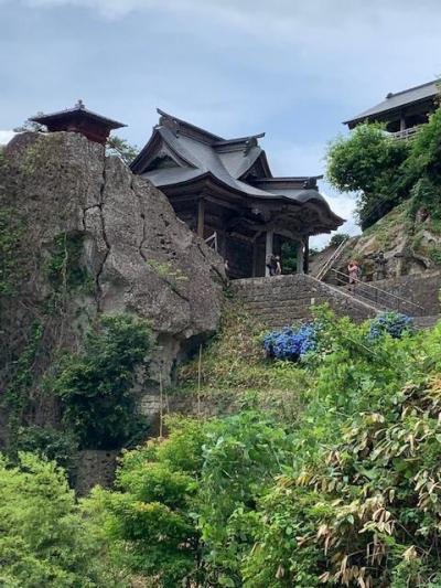 2020 梅雨 山寺 立石寺 1015段 奥の細道 仙台に牛タンを食べに行く 善治郎