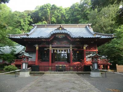 熱海温泉なにもしない復帰旅・その2.伊豆山神社早朝参拝。