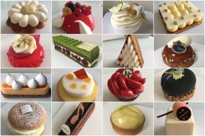 パリ:至福のケーキ屋巡り。極上のスイーツを勝手にランキング
