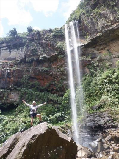 夏!!ピナイサーラの滝へのカヤックツーリングに参加しました。