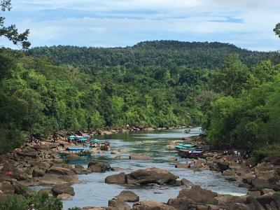 カンボジアの大自然を満喫!エコツーリズムの聖地・コッコン州へ!