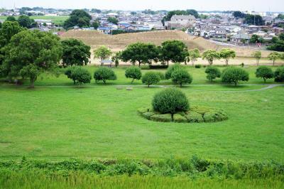 関東の古墳群、世界遺産をめざす。