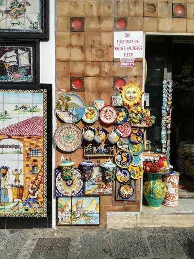陶器の街 ヴィエトリ・スル・マーレ