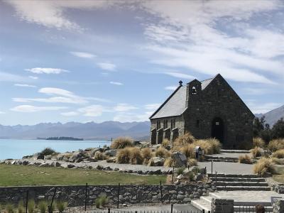 2020ニュージーランド南島周遊⑥~テカポ湖の初日@Peppers Bluewater Resort