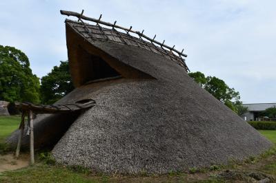 大中遺跡、兵庫県立考古博物館や播磨町立博物館