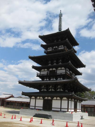 今年のお花見は古都・奈良と京都で楽しむぞ~奈良編