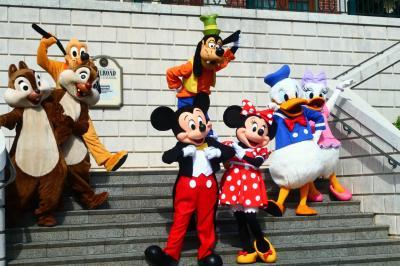香港★香港は今日も元気です 営業再開して2週目の香港ディズニーランドへ!