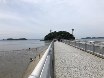 2020年06月 蒲郡竹島 コロナ自粛解禁!まずは県内旅行から