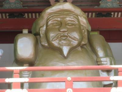 日光二荒山神社に参拝周辺を散策しました