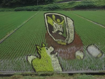 秋田の山旅2 角館と秋田内陸線