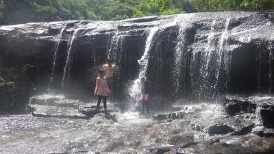 夏!!八重山 西表島 サンガラの滝カヤックツアーに参加しました。
