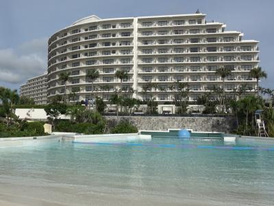 ホテルモントレ沖縄でリフレッシュ