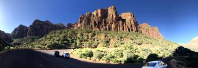 アメリカ中西部3州ドライブ12日間③ザイオンからブライスキャニオン、穴場の滝トレイルもまた良し!