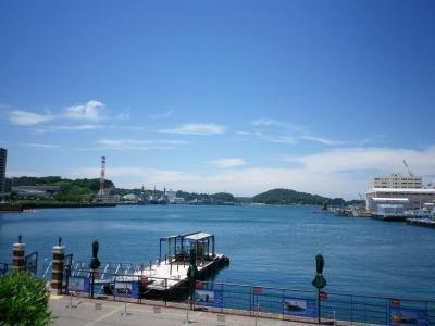 横須賀の新しいスポット散策