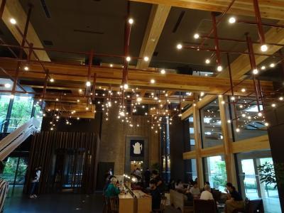 大人の京都 烏丸御池 新しくできたエースホテル宿泊と新しくなった新風館など