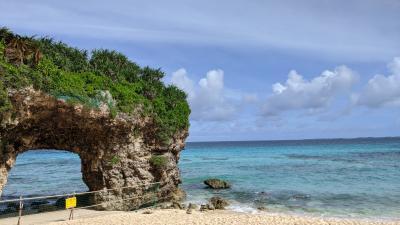 キレイな海の宮古島