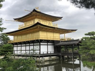2020年7月 名古屋から京都 日帰り ② 金閣寺