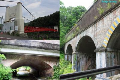 ◆木尾~関 長良川鉄道沿線の橋梁や長良川発電所等を巡る旅◆その2