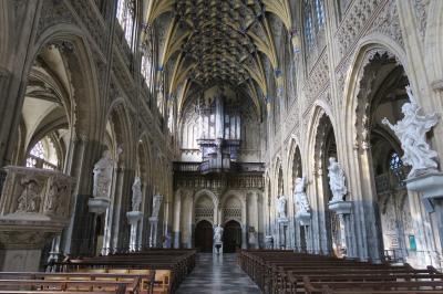 ヨーロッパ交易の中継地リェージュ3. 魅惑的な聖ジャック教会