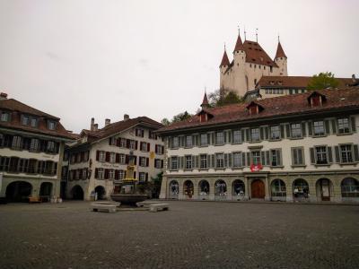 スイス人の日常茶飯事18  非常事態宣言継続中のトゥーン