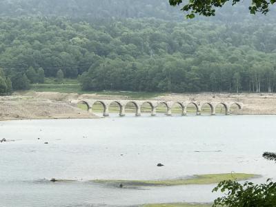 食の宝庫!十勝の味と温泉、タウシュベツ橋梁を楽しんだ一泊二日。
