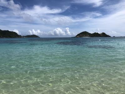 渡嘉敷島旅行