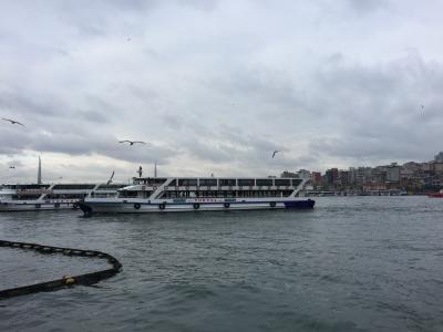 イスタンブール ベイオール散策