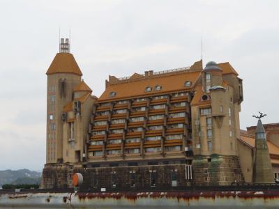 リベンジ和歌山(6)☆ヨーロッパのお城みたいなホテルが白浜にあった!
