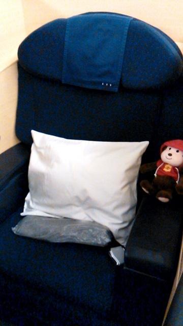 ANAのファーストクラスに乗ってシンガポールへ